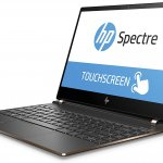"HP Spectre x360 13-ae091ms Core i7-8550U 1.8GHz 256GB SSD/8GB/13.3"" 4K Gorilla Glass Touch/Wifi/backlit kybd/BT/win 10/silver By HP"