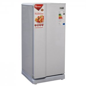 170 LITERS SINGLE DOOR DIRECT COOL FRIDGE, WHITE- RF/218 photo