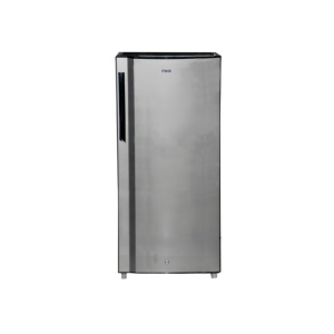 MIKA Refrigerator, 150L, Direct Cool, Single Door, Line Silver photo