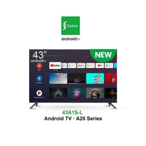 43A1S-L Syinix  43 Inch Android Full HD Smart TV A20 Series photo