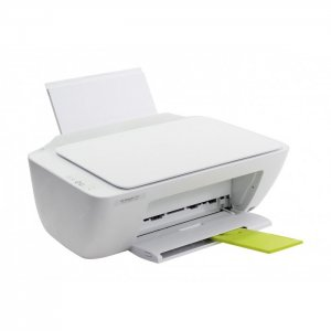 HP DeskJet 2130 All In One Printer (K7N77C) - White photo