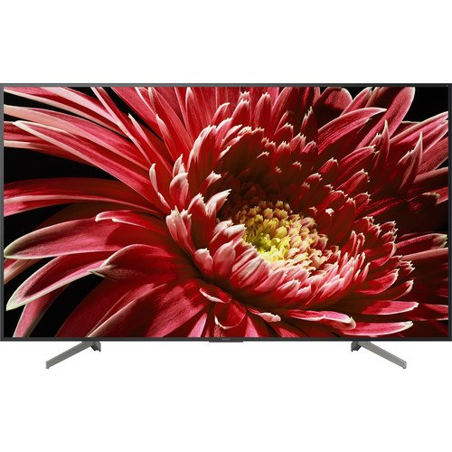 Sony 85 Inch 4K UHD HDR Android Smart LED TV KD85X8500G (2019 Model) By Sony