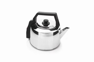 TRADITIONAL ELECTRIC KETTLE 3.5 LITERS STAINLESS STEEL- RM/262 photo