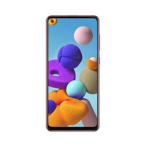 Samsung Galaxy A21s-6.5 Inch 48MP Quad Camera 6GB RAM 64GB ROM 5000mAh Battery photo