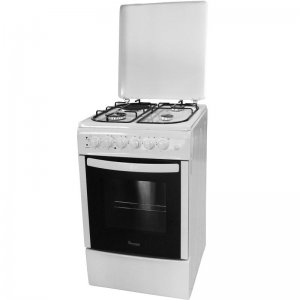 Ramtons 3G+1E 50X60 WHITE COOKER- RF/400 photo