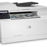 HP Color Laserjet Pro M181FW Network and Wireless Printer By HP