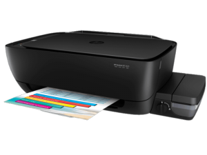 HP All-In-One Printer Deskjet GT 5820 photo