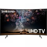 Samsung 65 inch HDR UHD 4K Smart Curved LED TV UA65RU7300K (2019 MODEL) photo