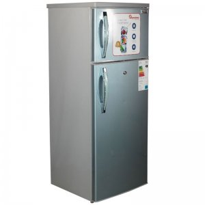 213 LITERS 2 DOOR DIRECT COOL FRIDGE, BLUE- RF/249 photo