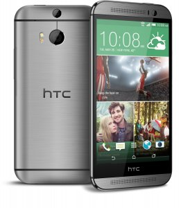 HTC ONE M8 Metaliic -16GB Free Quick Delivery photo