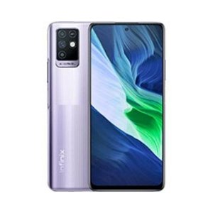 "INFINIX X693 NOTE 10 Mobile Phone 6.95"" 4GB RAM, 64 GB ROM, 5000 MAh Battery  photo"