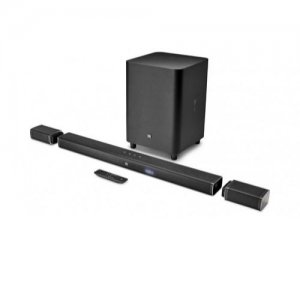 JBL Bar 5.1 510W 4K Detachable Soundbar With True Wireless Surround Speakers photo