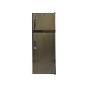 MIKA Refrigerator, 200L, Direct Cool, Double Door, Dark Silver  MRDCD105DS/MRDCD105XLB photo