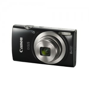 CANON IXUS 185 / ELPH 180 20.0MP 8X OPTICAL ZOOM POINT AND SHOOT DIGITAL CAMERA  photo