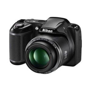 Nikon COOLPIX L340 Digital Camera photo