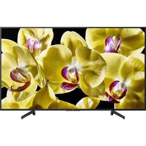 Sony 49 Inch HDR 4K ANDROID Smart LED TV KD49X8000G (2019 MODEL) By Sony