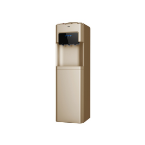 MIKA Water Dispenser, Standing, Hot, Normal & Cold, Compressor Cooling, Gold & Black MWD2603/GBL photo