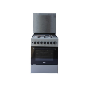 Mika Standing Cooker, 60cm X 60cm, 3 + 1, Electric Oven, Kircili Grey MST6131KG/TR photo