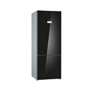 Bosch KGN56LB3K5 Bottom Freezer Fridge, 505L - Black photo
