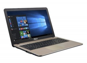 "ASUS X540Y- 15.6"" - Dual Core AMD E1 - 500GB HDD - 2RAM - No OS - Chocolate Black. photo"