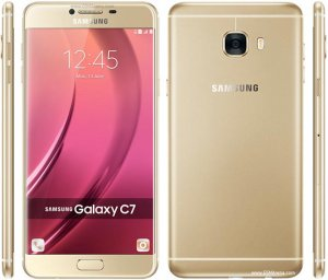 Samsung Galaxy C7 5.7 inch 16MP 32GB 4GB RAM Free Delivery photo