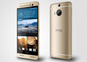 HTC ONE M9 PLUS-5.2 INCH 3GB RAM  32GB ROMLTE  Free Delivery photo