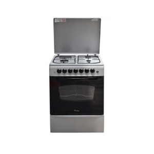 Ramtons 3G+1E 60X60 SILVER COOKER- RF/406 photo