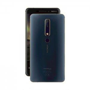 """Nokia 6.1 (2018) 3GB RAM 32GB 5.5"""" Rear 16MP + Front 8MP Camera (White/iron, Black/Copper) photo"""