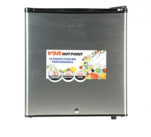 VON HOTPOINT HRD-051S MINI FRIDGE 48L – SILVER photo