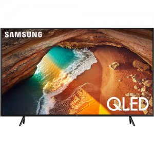 Samsung 65 Inch 4K Ultra HD Smart QLED TV - QA65Q60R/QA65Q60RAKXKE  2019 Model photo