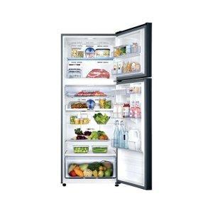 Samsung RT44K5552BS Top Mount Freezer Refrigerator 363L - Black photo