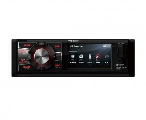 "Pioneer DVH-785AV 3"" USB/iPhone/DVD Receiver photo"