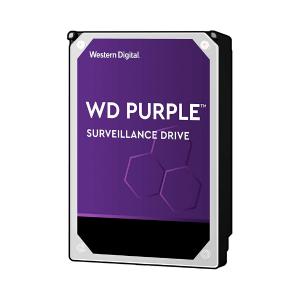 WD Purple Surveillance Hard Drive - 6TB, 64 MB, 5400 Rpm photo