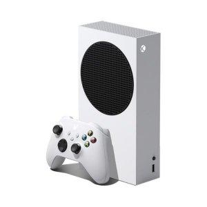 Microsoft Xbox Series S 512GB SSD All-Digital Gaming Console photo