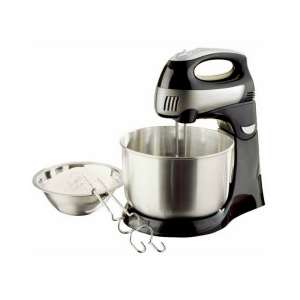RAMTONS STAND MIXER STAINLESS STEEL- RM/369 photo