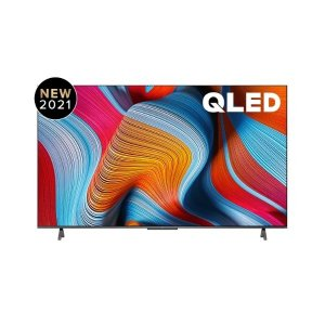 65C725 TCL 65 Inch QLED 4K SMART TV-Frameless  With Quontam Dot & Bluetooth- 2021 Model photo