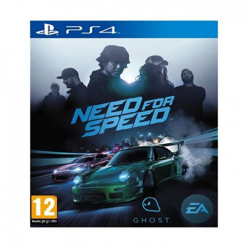 Need For Speed By Sony