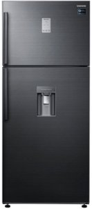 Samsung RT67K6541BS Fridge, Top Mount Freezer, 530L, Twin Cool - Black photo