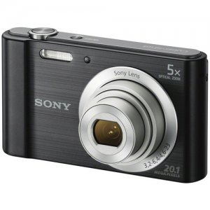 Sony Cyber-shot DSC-W800 Digital Camera  photo