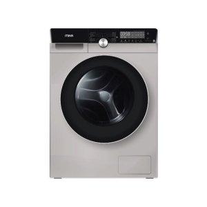 Mika MWAFS3208DS Washing Machine, Inverter Motor, Fully-Automatic, 8Kgs, Dark Silver photo