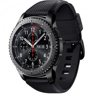 Samsung Gear S3 frontier Smartwatch (R760) photo
