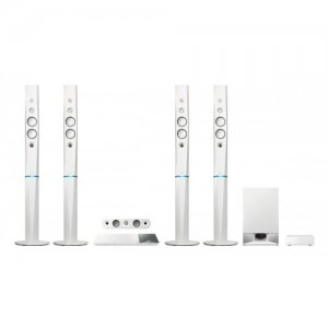 Sony BDV-N9200W 1200 WATTS Blu Ray Player 5.1 Channel Home Theatre System -WHITE photo