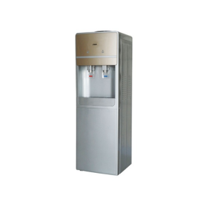 MIKA Water Dispenser, Standing, Hot & Cold, Compressor Cooling, Silver & Gold MWD2403/SGO photo