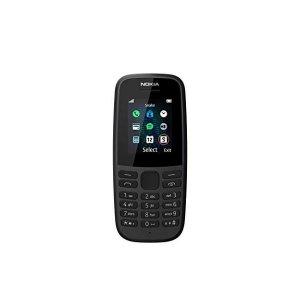 NOKIA 105 Dual SIM (Black) photo