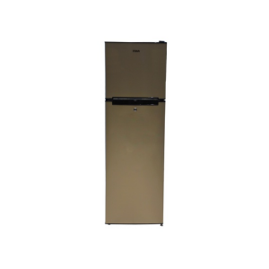 MIKA Refrigerator, 168L, Direct Cool, Double Door, Gold photo