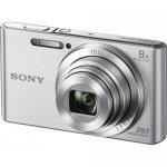 Sony DSC-W830 Digital Camera (Silver/Black) By Sony