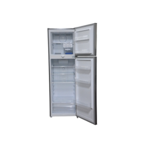 MIKA No Frost Refrigerator, 251L, Double Door, Brush Stainless Steel photo