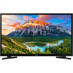 Samsung   inch FULL HD SMART DIGITAL LED TV UE43J5202AU- Black photo