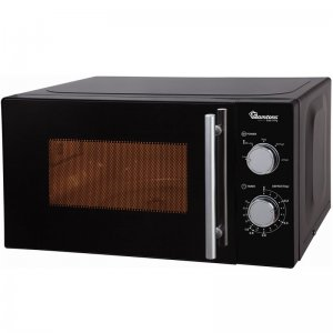 20 LITERS MANUAL MICROWAVE BLACK- RM/459 photo