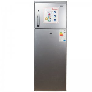 350 LITERS 2 DOOR DIRECT COOL FRIDGE, SILVER- RF/241 photo